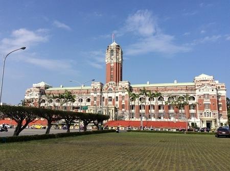 総統府,中華民国総統府,台湾総督府